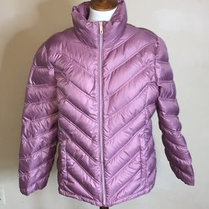 Kenneth Cole Down Puffer Coat